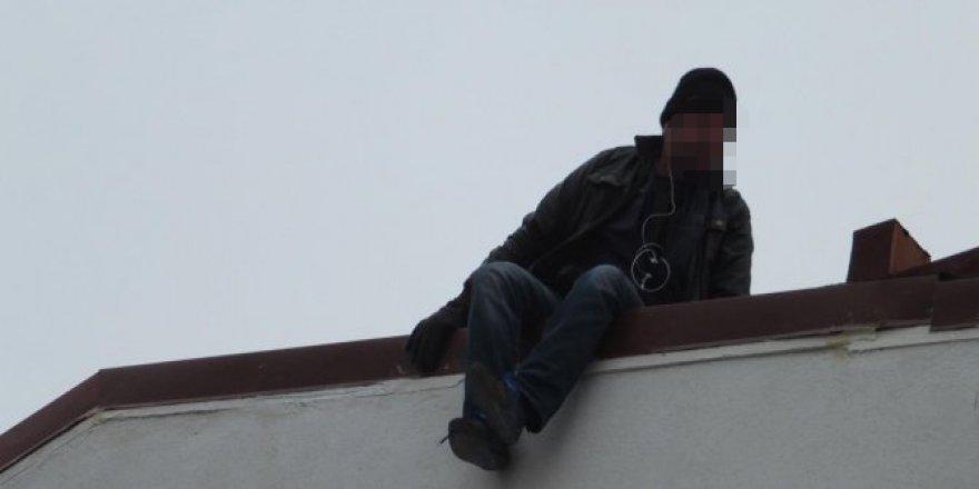 Kocaeli'de intihar girişimi!