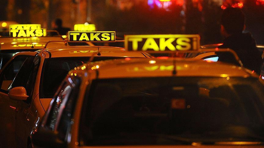 Taksicilerin yüzünü güldüren karar