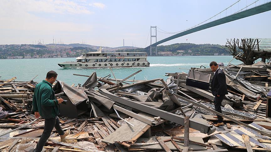 İstanbul Boğazı'ndaki kaçak yapılara 'af' yok