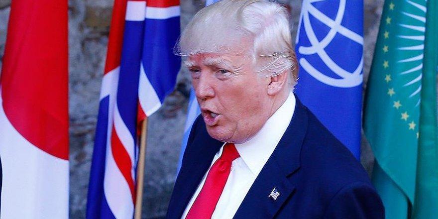 ABD Paris İklim Anlaşması'ndan çekildi