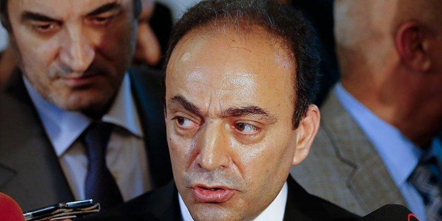 HDP'li Baydemir ifade verdi