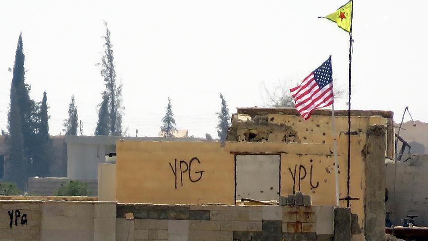 ABD'den PKK/PYD'ye silah sevkiyatı sürüyor
