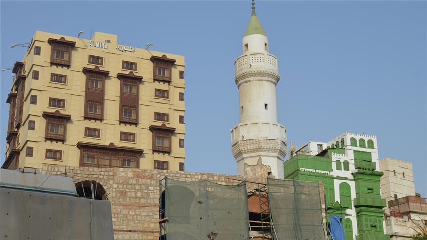 Suudi Arabistan'daki Osmanlı Camisi