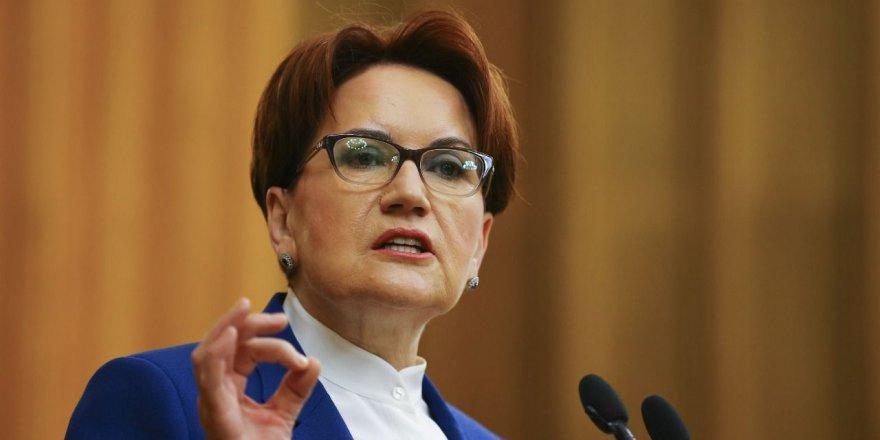 İYİ Parti Arınç'ın Akşener'le görüştüğü iddialarını yalanladı!