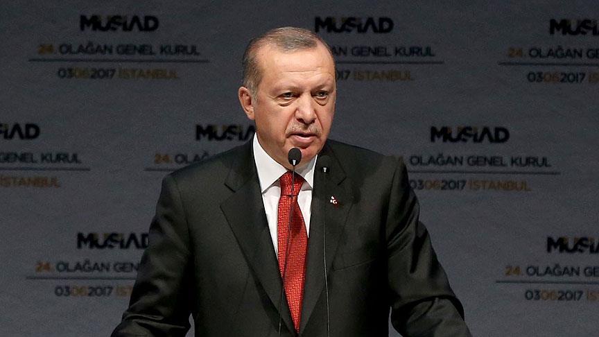 Erdoğan'dan YPG'ye operasyon sinyali