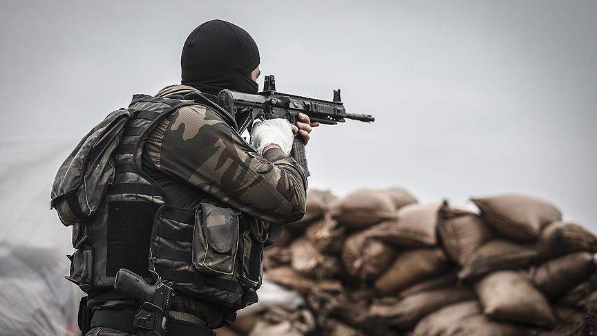 Erzincan'da bir terörist etkisiz hale getirildi