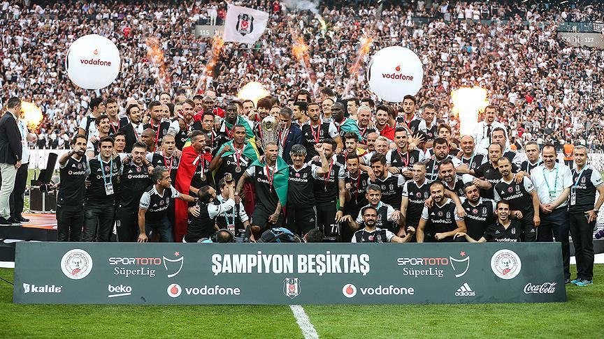 Beşiktaş zirveyi yine kaptırmadı