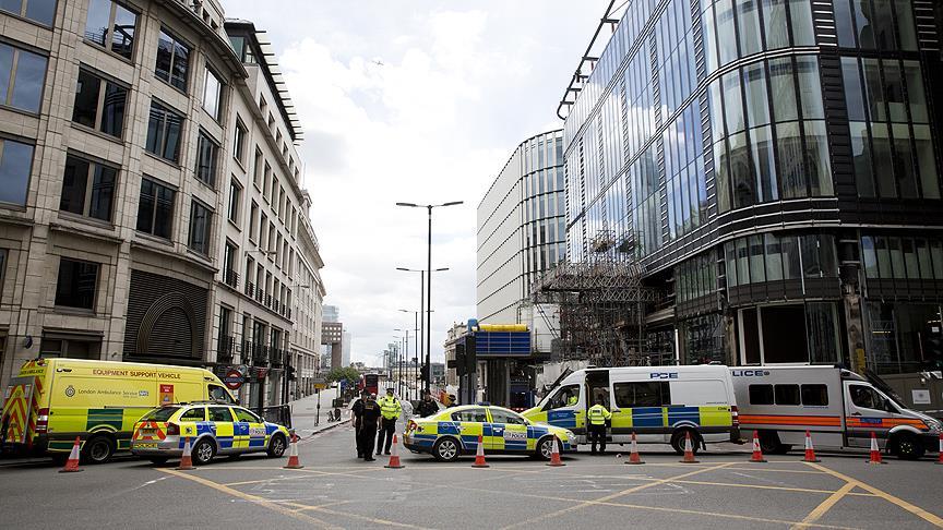 Londra'daki terör saldırısında hayatını kaybedenlerin sayısı 8'e çıktı