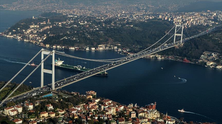 Şehitler Köprüsü yenileniyor