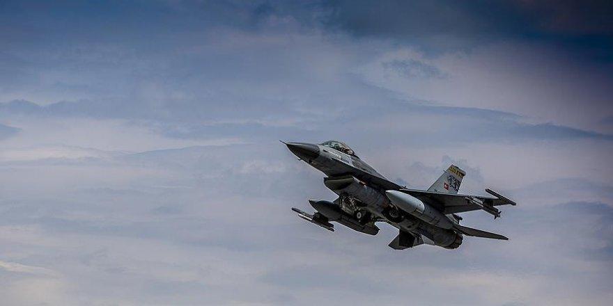 PKK'ya hava harekatı
