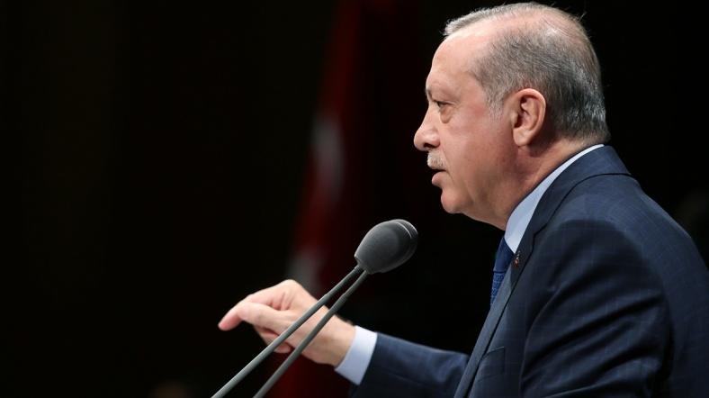 """Erdoğan: """"Kuzey Irak'ın bağımsızlığı..."""""""