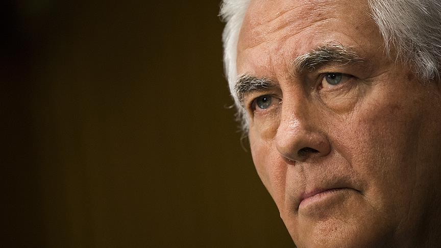 İran'dan Tillerson'a tepki