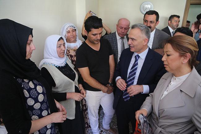 Maliye Bakanı Ağbal, Şırnak'ta