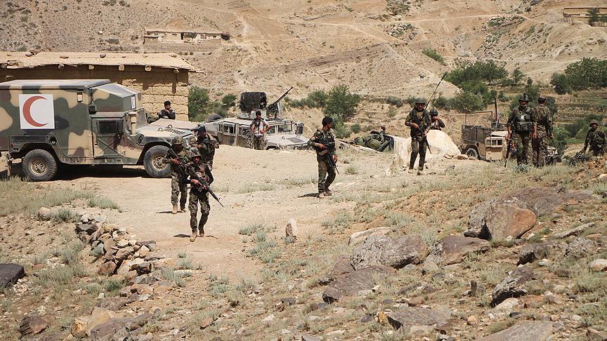 Afgan asker 7 ABD askerini yaraladı