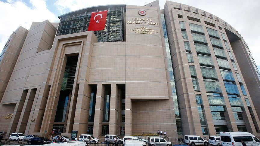 İstanbul'da 'Bylock' davasının 5'inci duruşması tamamlandı