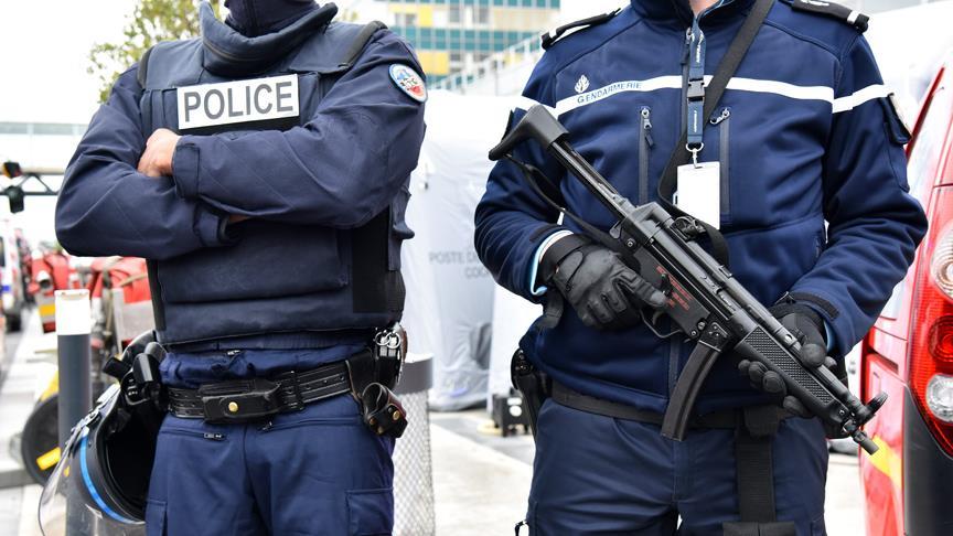 Paris'te terör paniği