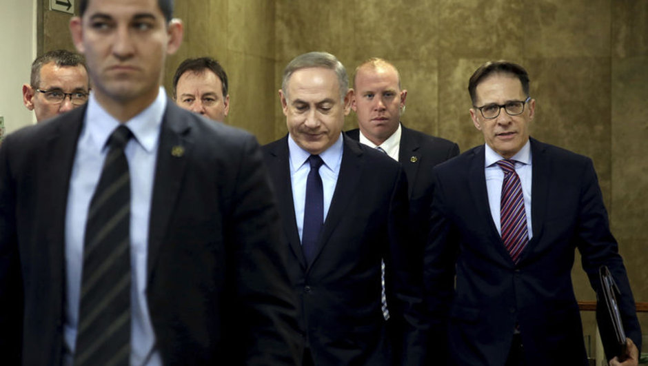 Netanyahu polise 3 saat ifade verdi