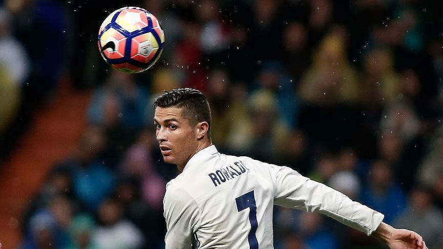 Ronaldo bambaşka bir seviyede