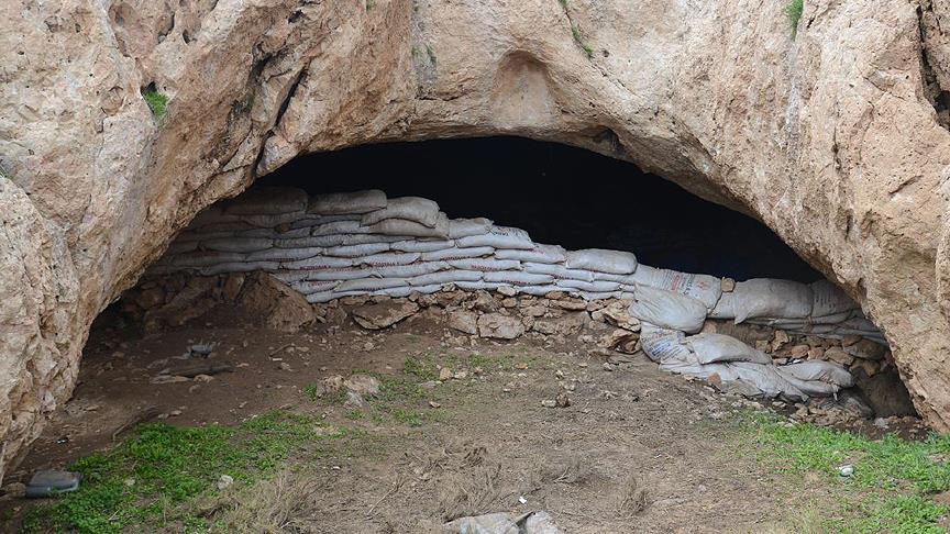 25 ton malzeme ele geçirildi