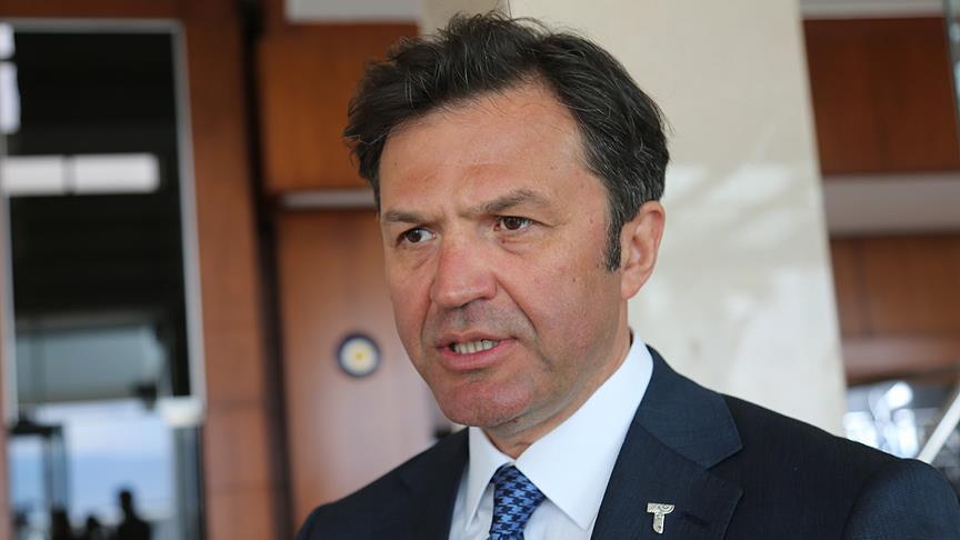 TİM Başkanvekili Kocasert gözaltına alındı