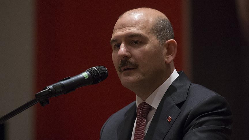 İçişleri Bakanı Soylu 'tecrübe paylaşımı' konferansına katıldı