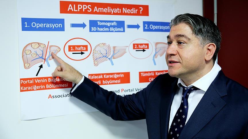 Karaciğer kanseri hastalarına yeni umut