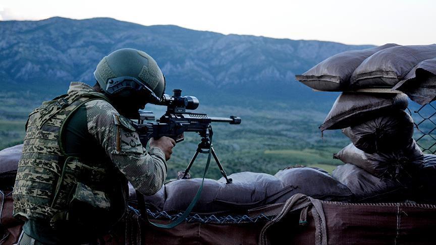 6 PKK'lı terörist etkisiz hale getirildi
