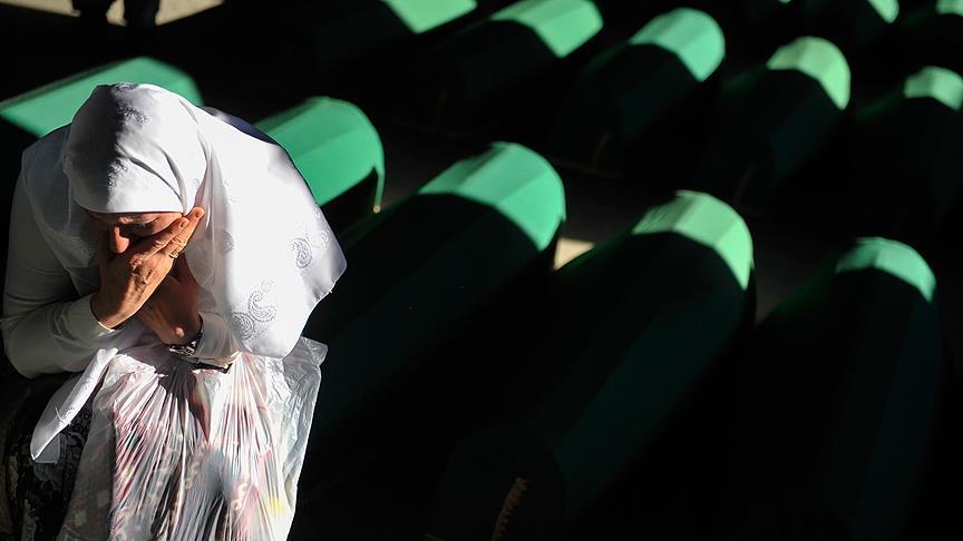 Hollanda'dan Srebrenitsa kararı!