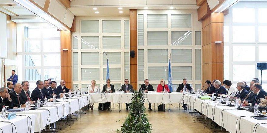 Kritik Kıbrıs Konferansı başladı