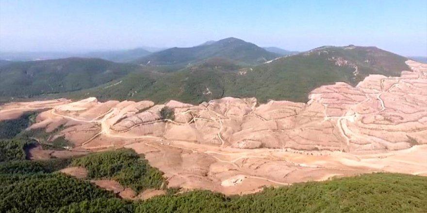AKP'nin o iddiası yalanlandı ve kaz dağları gerçeği ortaya çıktı!