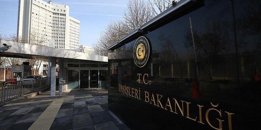Venezuela'daki saldırıya Türkiye'den kınama
