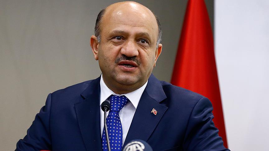 Katar Savunma Bakanı ile görüşecek
