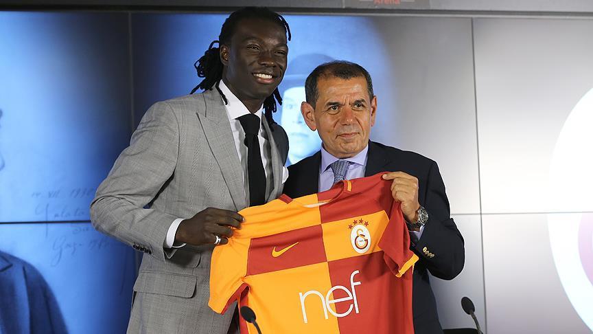 Gomis resmen Galatasaray'da