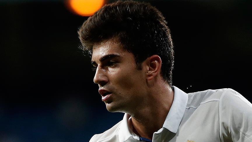 Zidane'ın oğlu, Alaves'e transfer oldu