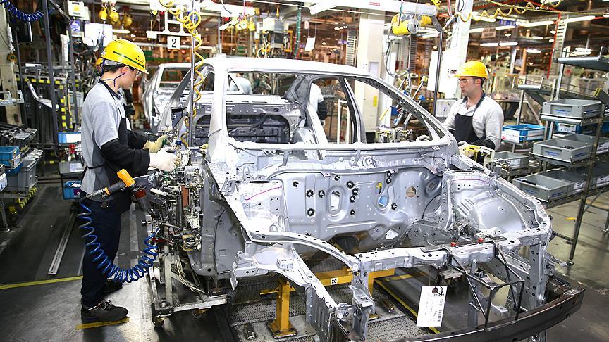 Türk otomotiv sektöründen ihracat rekoru