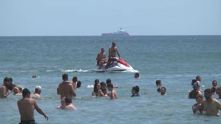 İstanbul'da bin 61 kişi boğulmaktan kurtarıldı