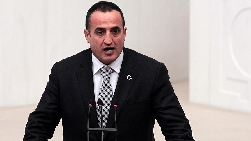 MHP Genel Başkan Yardımcılığı görevinden istifa etti