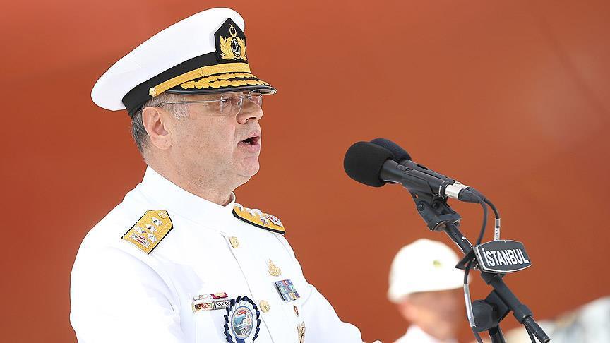 Deniz Kuvvetleri hiç diz çökmemiştir
