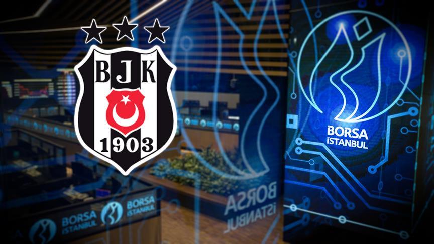 Borsada ilk yarının şampiyonu Beşiktaş oldu