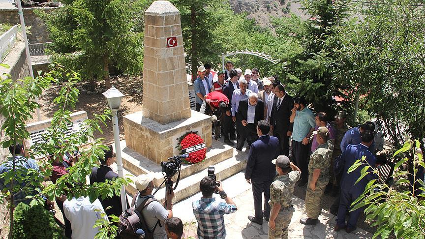 'Başbağlar Katliamı'nın kurbanları anıldı