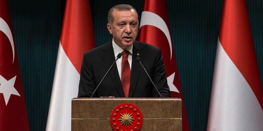 Erdoğan: 3 binin üzerinde IŞİD'li etkisiz hale getirildi