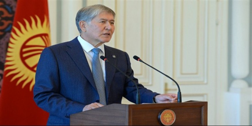 Atambayev için süre uzatıldı!