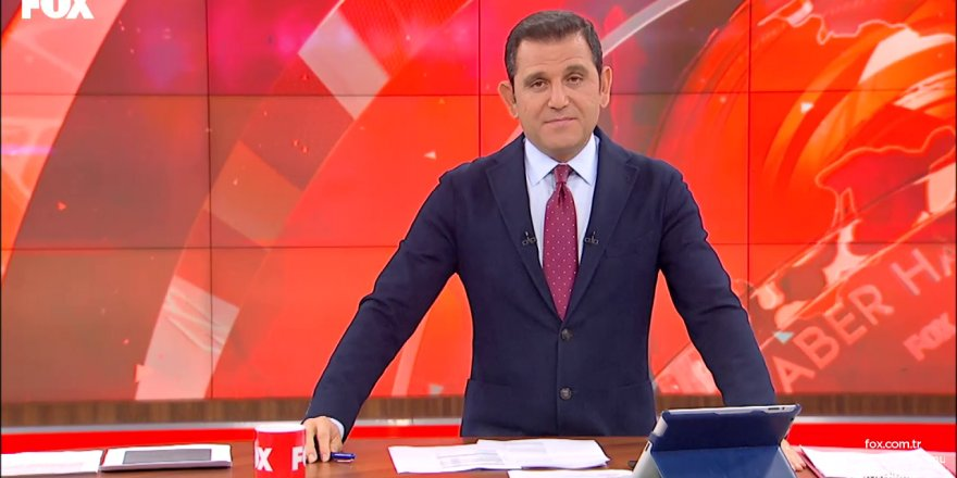 Fatih Portakal'a Fox Tv'den engel…