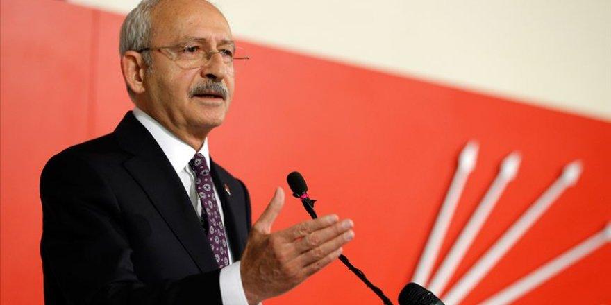 Kılıçdaroğlu: Emine Bulut'un sözleri kadınların ortak çığlığı oldu