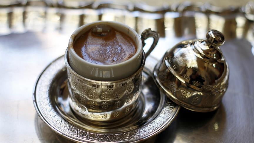 Türk kahvesinde 65 tat ve koku saptandı