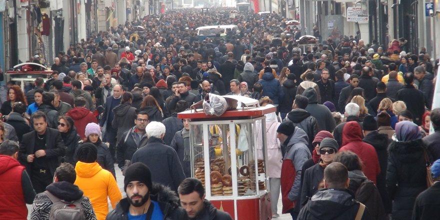 Türkiye'nin sadece yüzde 3'ü çok mutlu!