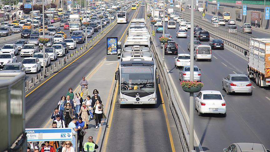 15 ve 16 Temmuz'da toplu ulaşım ücretsiz
