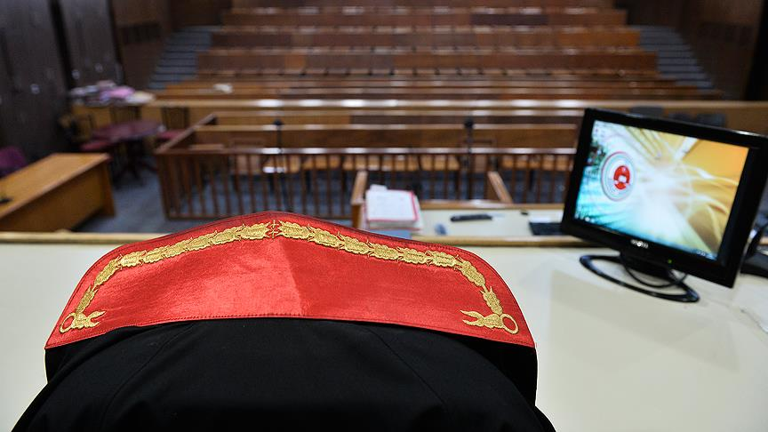 4 bin 521 hakim ve savcıyı FETÖ üyeliğinden ihraç ettik