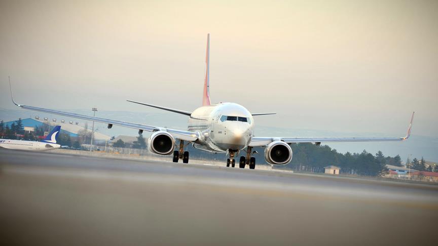 Etkinlik alanları üzerinde uçuş yasağı