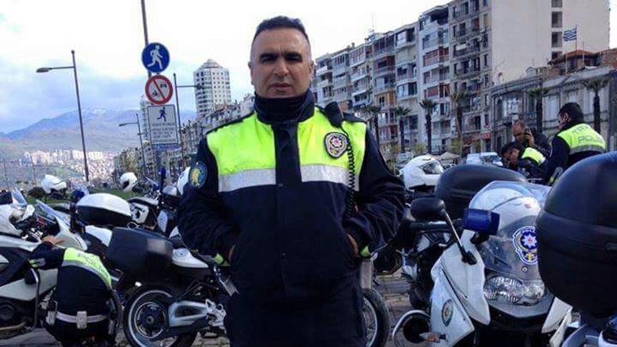 İzmir'de şehit düşen kahraman polis faciayı önledi